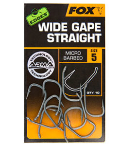 FOX Wide Gape Straight