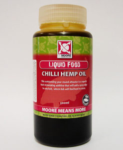 CCMOORE CHILLI HEMP OIL