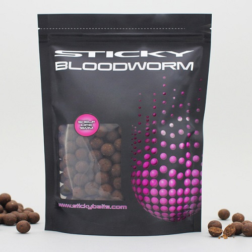 STICKY BAITS BLOODWORM SHELF LIFE BOILES