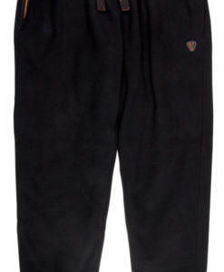 FOX BLACK ORANGE HEAVY LINED JOGGERS