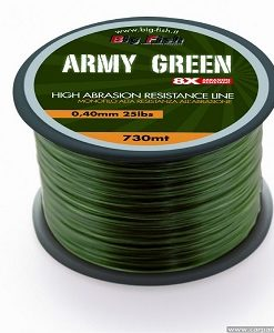 BIGFISH ARMY GREEN 30 mm BIGFISH ARMY GREEN 35 mm BIGFISH ARMY GREEN 40 mm