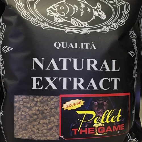 THE GAME PELLETS