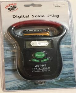 ZEPRE DIGITAL SCALE 25 Kg