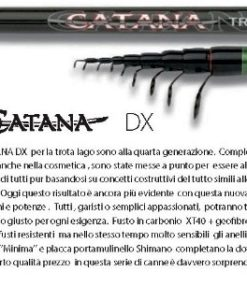 SHIMANO CATANA DX Telescopica
