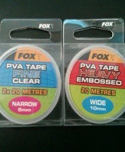 fox pva tape clear fine