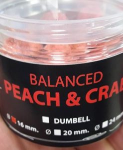 LV BAITS Bilanciate PEACH & CRAB