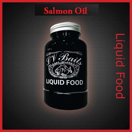 LV BAITS Liquid Food SALMON OIL